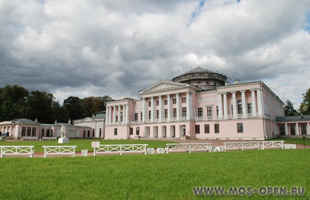Музей-усадьба Останкино в Москве