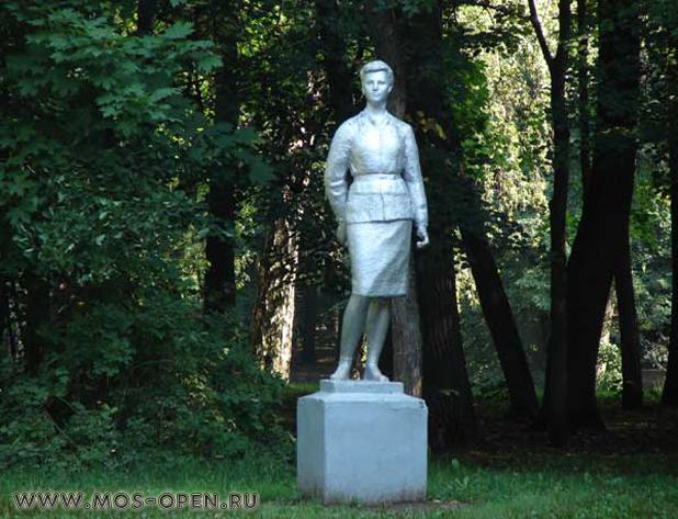 памятник Зое Космодемьянской Усадьба Михалково