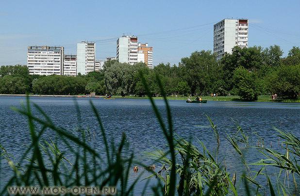 Усадьба Михалково в Москве