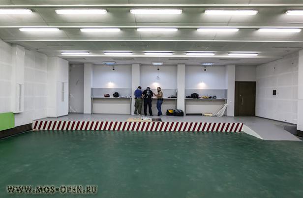 Стрелковый клуб «Выстрел» в Москве