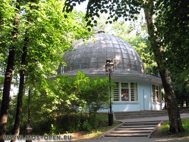Планетарий в Екатерининском парке
