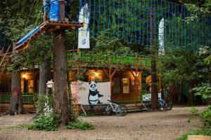 «Панда Парк» в Мещерском лесу