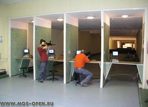 Тир «Спортинг» в Москве на Минском шоссе