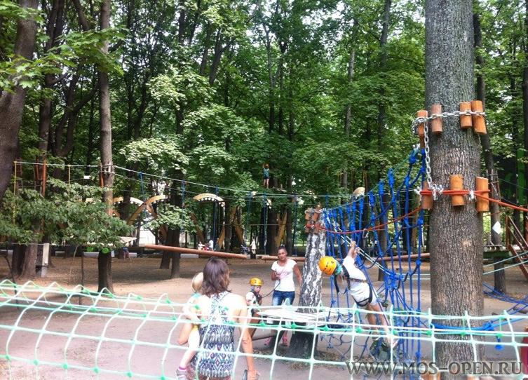 «Панда Парк» в Сокольниках