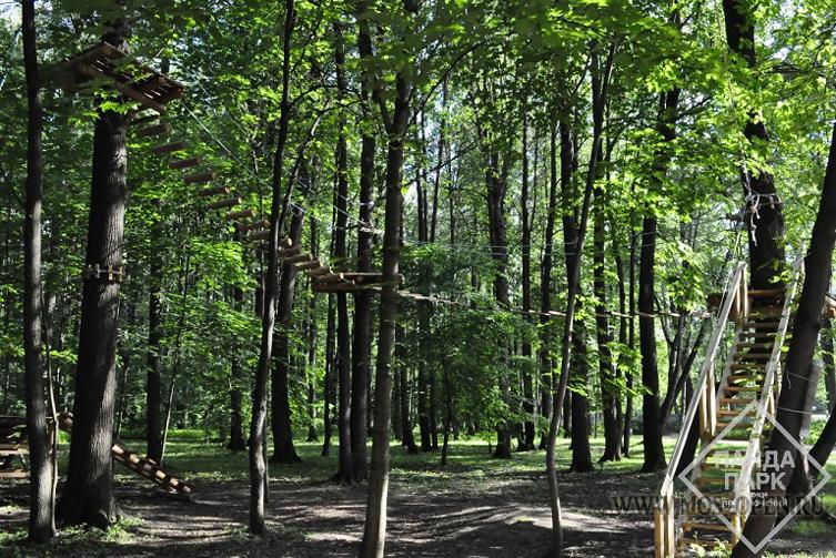 Панда Парк в Измайловском парке